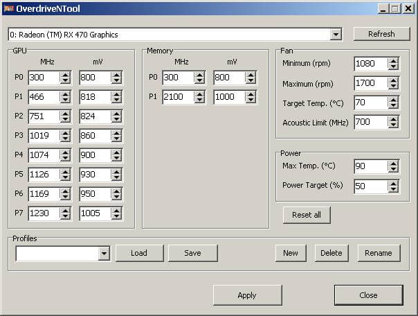 OverdriveNTool 0.2.9 download